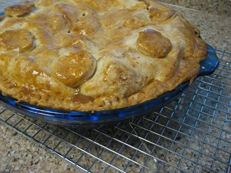Apple Pie with Cheddar Crust — Erin Cooks